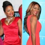 RHOA Phaedra Parks Says Kenya Moore Not Outselling Her DVD