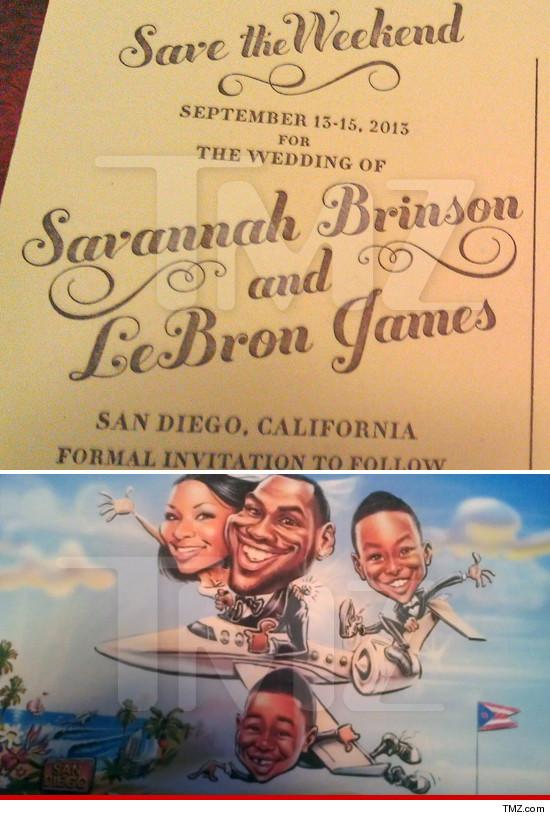 lebron-wedding