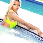 "Nicki Minaj New Video ""High School"""