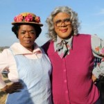 Madea And Sofia Promote New Tyler Perry Series