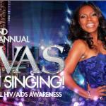 VIDEO of R&B Divas Faith Evans Performing at Sheryl Lee Ralph's DIVA Foundation Event