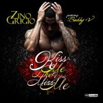 "Benzino ""Kiss Me Like You Miss Me"" featuring R&B singer Bobby V Cover ART"