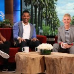 "VIDEO : Jaden Smith On Ellen DeGeneres' talks Emancipation Reports: ""I'm Not Going Anywhere"""