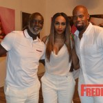 PHOTOS: Cynthia Bailey & Derek Blanks Opens New Modeling School & Photography Studio