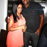 "Philadelphia Eagle DE Vinny Curry and Sheree Whitfield's Daughter ""Tierra"" Turnt Up at BBB in Atlanta"