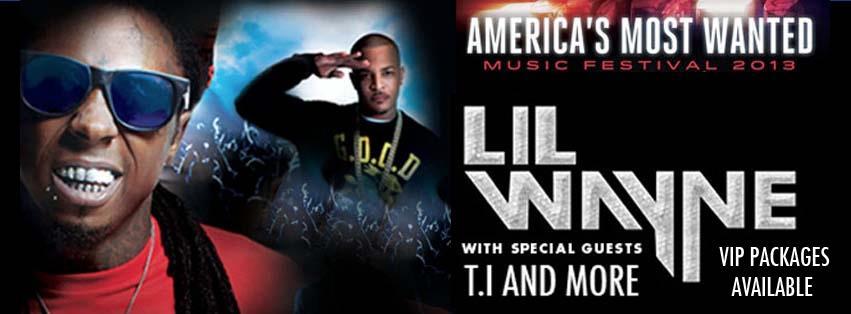 Lil Wayne and T I