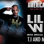 "Lil Wayne and T.I. ""America's Most Wanted"" Tour Kick Off"