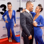 Meagan Good Responds to #BETAWARDS 2013 Blue Dress Haters