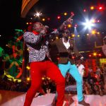 Island Massive Takeover At 2013 BET Awards