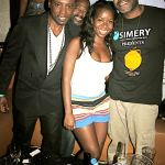 Anthony Anderson and Bernie Mac Child Star Camille Winbush Party for PVIFF in Atlanta