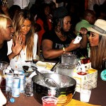 Nene and Greg Leakes Celebrate Greg's Birthday with R Kelly, Teddy Riley, Christopher Williams and More in Atlanta