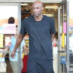 Lamar Odom Is NOT In Rehab