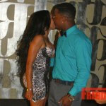 Karlie Redd & Yung Joc Dating & Kissing In Club In ATL