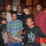 PHOTOS : Stevie J Throws Daughter Private Birthday Dinner at Ruth Chris Stake House