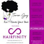 Taren Guy & Hairfinity Luv & Learn Your Hair Tour Hits Atlanta This Sunday November 10