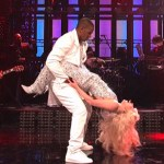 Lady Gaga lets R Kelly Do What He Wants To Her Body On SNL