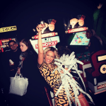 [Photos] Beyonce Celebrates Album At 'Dave & Busters' Party, Drake DJs