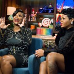 "Kandi In Tears On ""WWHL"" After Mama Joyce Fight On ""RHOA"""