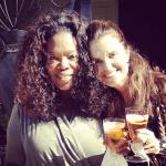 Oprah Winfrey Celebrates 60th Birthday In Cali