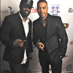 Tommy Dortch, CASE, and Brad James Attend the Legend Awards at the Fox Theatre in Atlanta