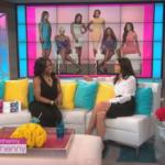 Kandi Burruss Chats with Bethenny about #RHOA Reunion Fight & Mama Joyce!