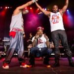 PHOTOS: Dougie E Fresh and Slick Rick Takes Over Funk Fest 2014!