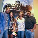 #TransformersMovie Atlanta Screening with Celebrity Guests!