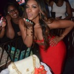 PHOTOS : Porsha Williams Celebrates Birthday at the Shark Bar!