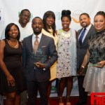 Black Celebrity Giving Presents #GivingisGOODAwards Show at Suite Lounge