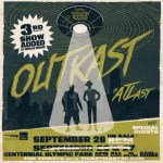 Outkast Announces 3rd #ATLast Concert!