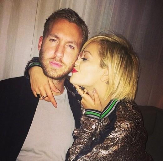 Calvin & Rita