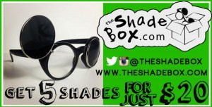 the shade box ad