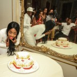 #EssenceFestival: Sevyn Streeter Celebrates Birthday with Trey Songz, Tank, Angela Simmons, Raheem DeVaughn, Kenny Burns and More!