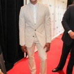 Usher Raymond celebrates 15 years of Usher's New Look at the 2014 President Circle Awards Luncheon at Regis Atlanta