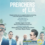 Giveaway: Win a Pair of Tickets to Attend Atlanta's Advanced Screening of #preachersofLA Premiere!