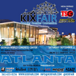 EVENT: 3rd Annual Kixfair Premier Sneaker Convention Hits Atlanta!
