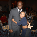Essence Atkins, Logan Browning, Roger Bobb, Constance Orlando, Robi Reed Spotted at Bronze Lens 5th Annual Film Festival