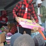 2 Chainz & Street Executives Hosts Christmas Toy Giveaway in Atlanta Neighborhood