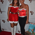 PHOTOS: Chanita Foster Hosts Countdown to Africa Ugly Sweater Party