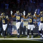 Police Association Wants Rams Players Punished for #HandsUpDontShoot Display