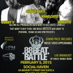 88 Beat Battle Makes Its Way To Atlanta In February