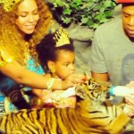 Blue Ivy Turns 3, Jay Z & Beyonce Anger Animal Rights Groups