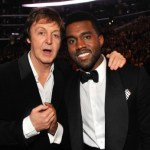 Kanye's New Album To Be Co-Produced By Paul McCartney