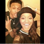 August Alsina and Keke Palmer Might Be Hollywood's Newest Couple!
