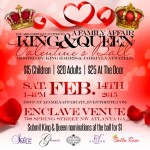 EVENT: King Harris to Host A Family Affair: King & Queen Valentine's Ball for Atlanta Families