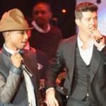 Pharrell & Robin Thicke Now Owe Marvin Gaye's Family $7.3 Million