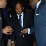 PHOTOS: Congressman John Lewis Celebrates 75th Birthday with Celebrity Friends at The Tabernacle in Atlanta