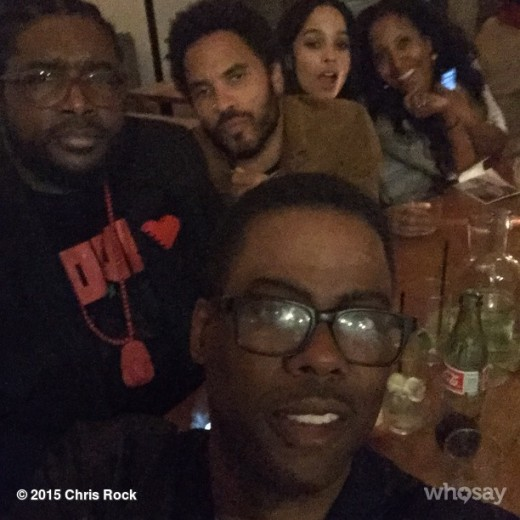 Chris Rock Empire