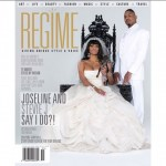 Stevie J & Joseline Hernandez Regime Magazine Wedding Cover