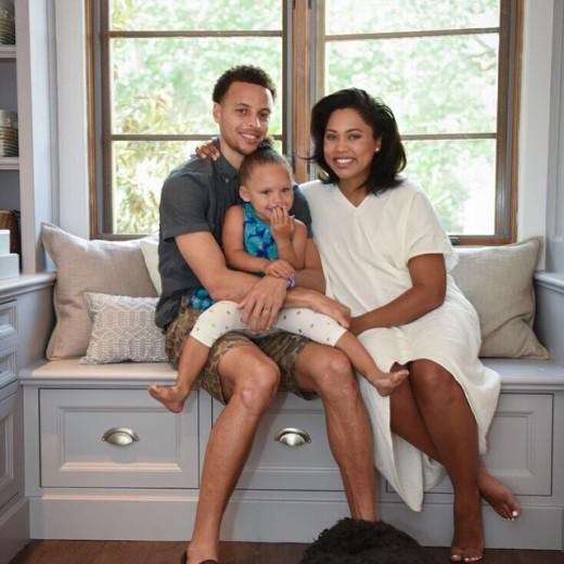 Ayesha Curry Pregnant